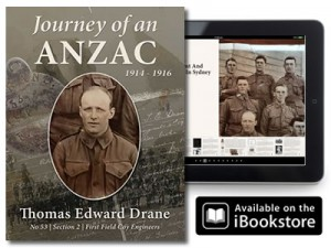 Journey of an Anzac