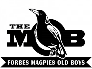 Forbes Magpies Old boys